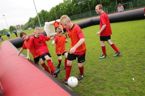 Helmond Sport G-voetbalweekend