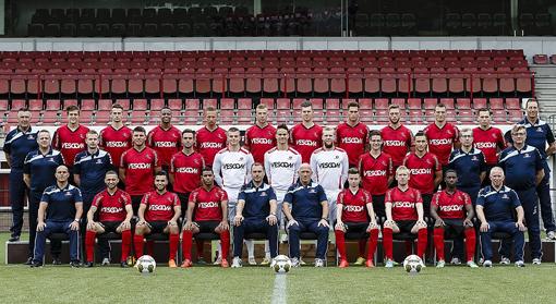 selectie Helmond Sport