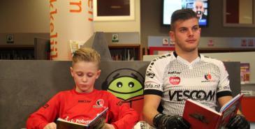 Scoor een Boek Helmond Sport