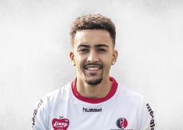 Brandon Ormonde-Ottewill - Helmond Sport 2017-2018